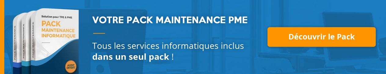 Pack maintenance informatique